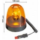 Švyturėlis tvirtinamas magnetu 12V
